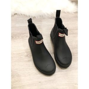 Hunter Chelsea Rain boots (short)